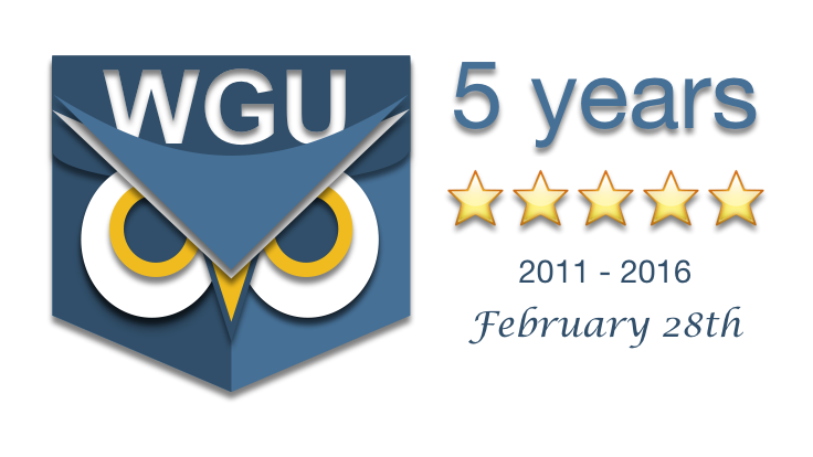 PocketWGU   The Unofficial Mobile App for WGU Students